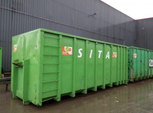 Sita Construction And Demolition Waste Storage And Sorting